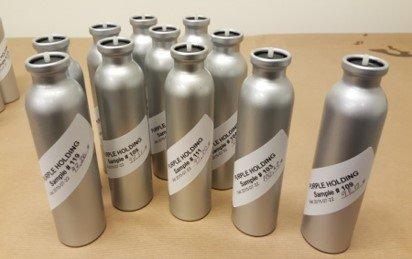 Aluminum & PET Aerosol Cans